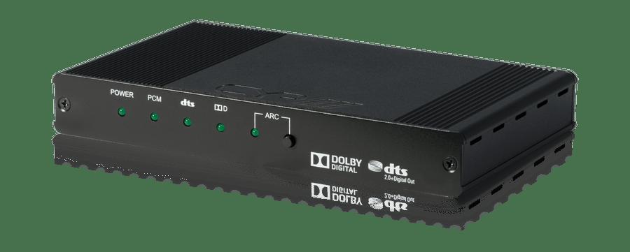 Hdmi Audio De Embedder With Dolby Digital Dts Decoder 4k Hdcp2 2 Hdmi2 Audio Embedders De Embedders Hypex Ltd
