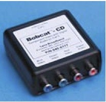 Bobcat-CD Component Video & Audio To Cat5