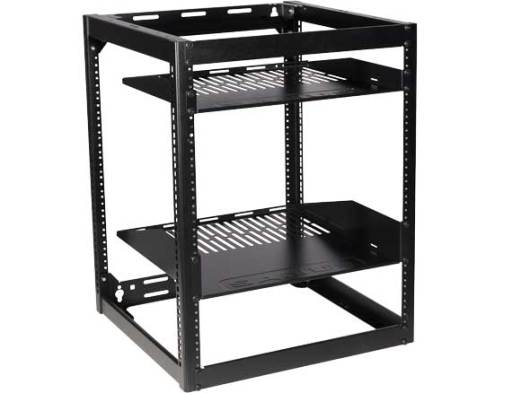 Sanus 15U Skeleton AV Rack