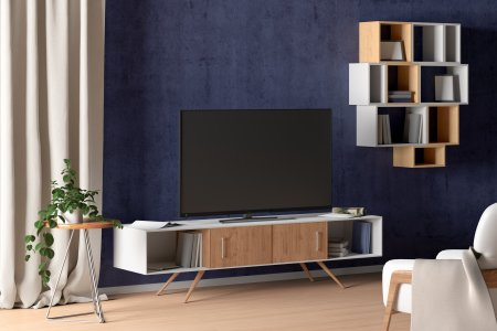 TV & Speaker Wall Mounts & Racks