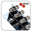 Triax Earth Bondbar For 5 Input Multiswitch