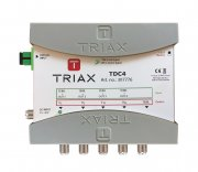 Triax 307776 TDC4 Quad/Quattro Switchable