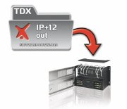 TDX IPTV-out 12 service - Expand