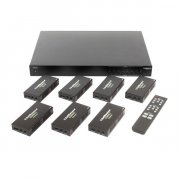 HDMI8X8MC – 8 x 7 + 1 HDBase-T Matrix Kit