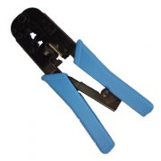 Ratchet Crimp Tool incl. Stripper and Cutter