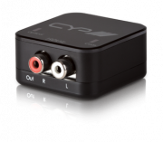 CYP Digital Audio to Stereo Audio Converter