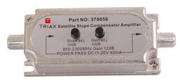 Satellite Slope Amplifier