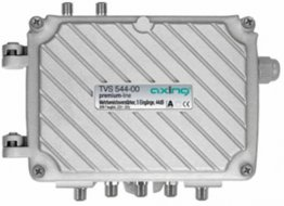 Axing DVB-T Multiband Amplifier