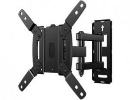 Full-Motion Wall Mount Extension 10""