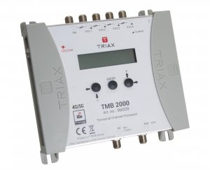 TMB 2000 Programmable Multiband Amp