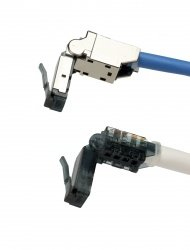 Cat6A Flex Connector 106230