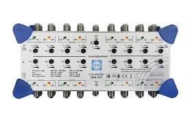 Wisi FLEXSWITCH Line Amplifier For 4 Satellites
