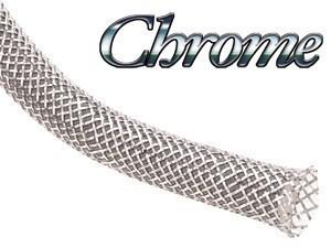 CHROME 3/8