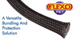 "TECHFLEX 1/2"" Flexo PET Braided Sleeving"